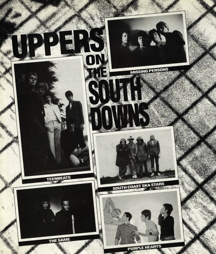 Various-Mod+&+2-Tone+-+Uppers+On+The+South+Downs+-+LP+RECORD-558586