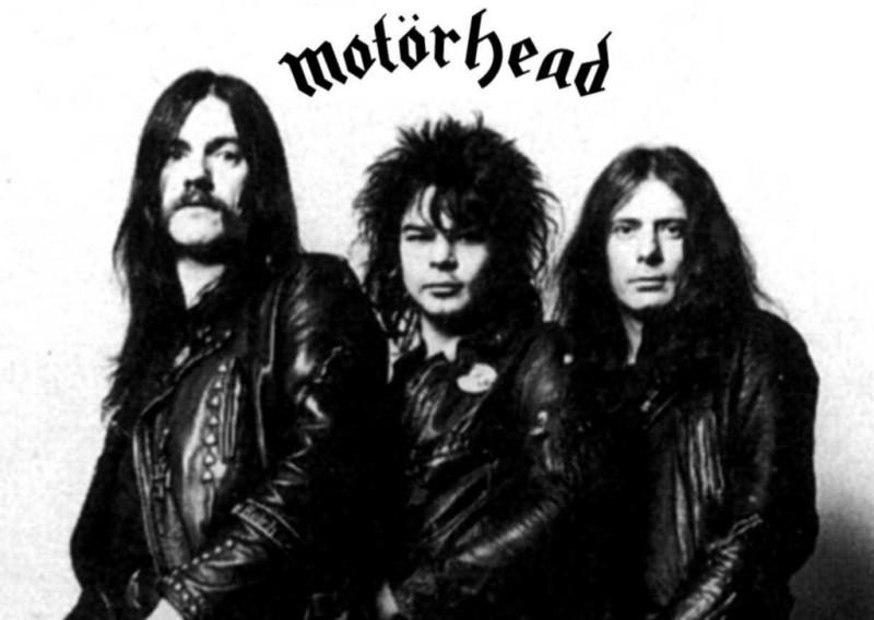 Najpoznatiji muzički trio- vi Motorhead1