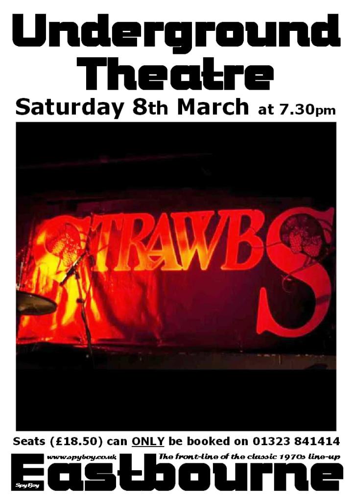 strawbs 14 poster