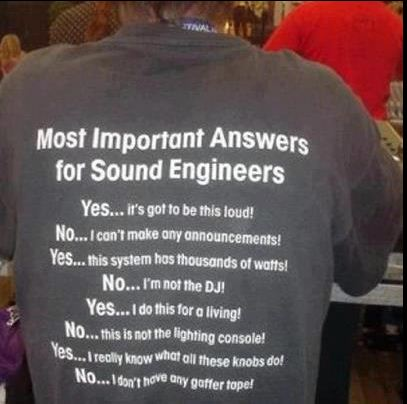soundengineer
