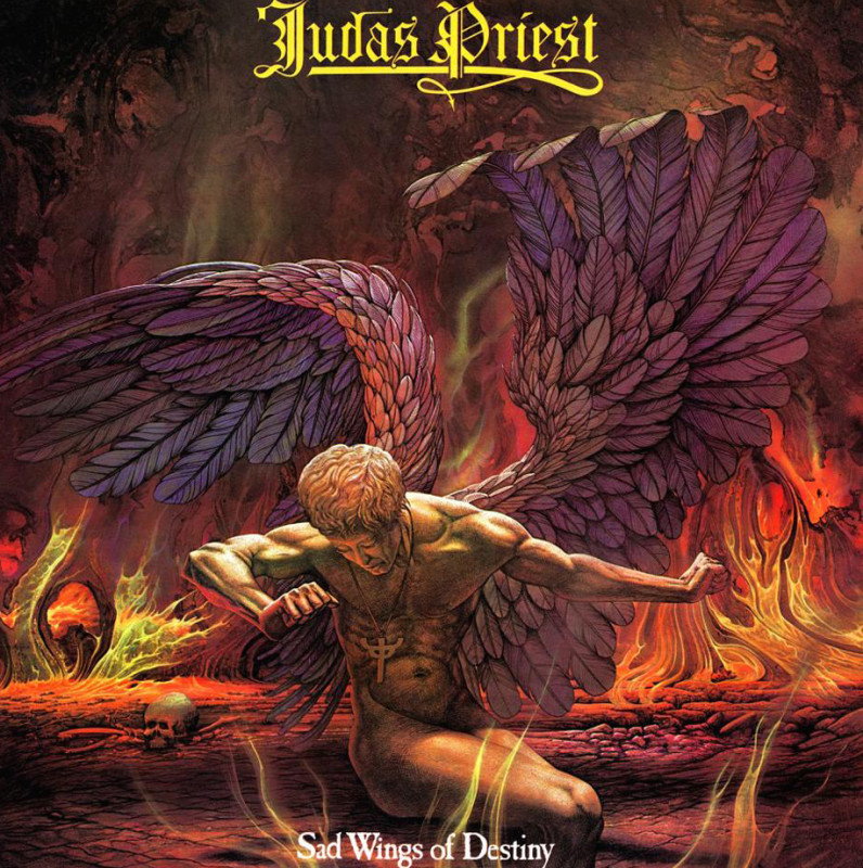 judas priest lp