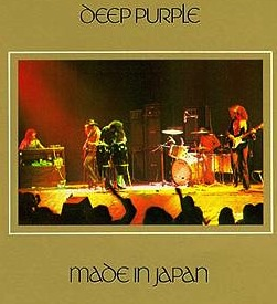 deep purple japan