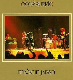 deep purple japan