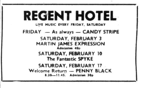 regent feb 1973