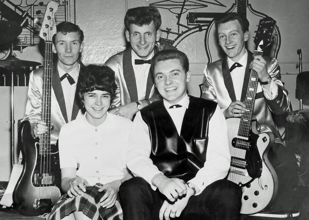1963 - Peggy Sue and the Night Riders