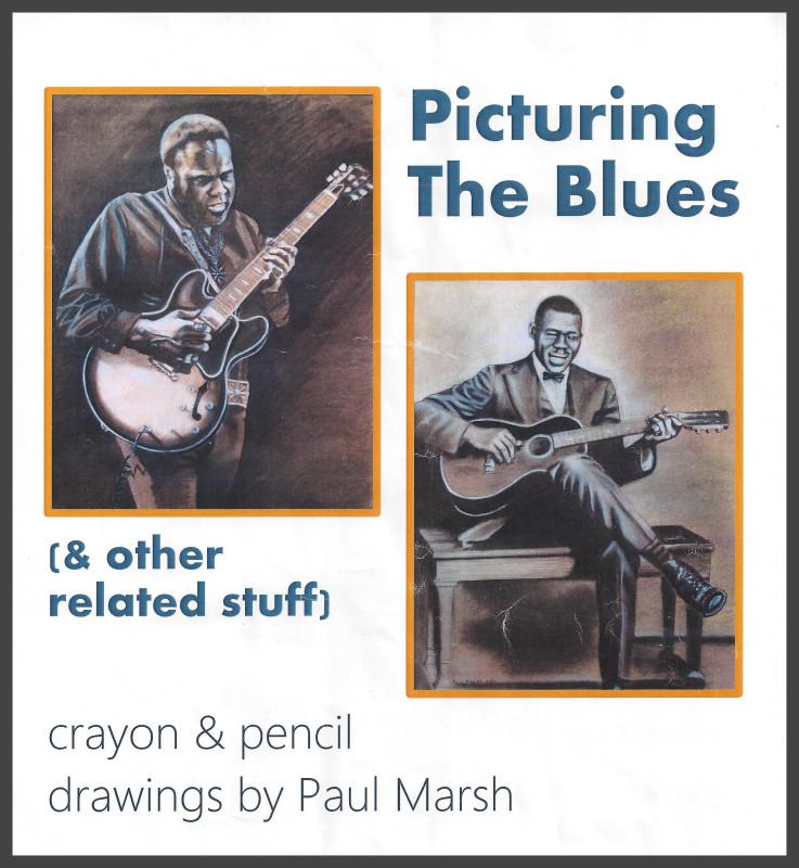 Blues Paintings
