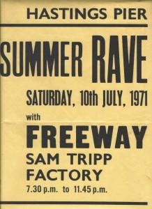 Freeway Poster 1971