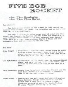 5 Bob Rocket Fact Sheet and Pic0001