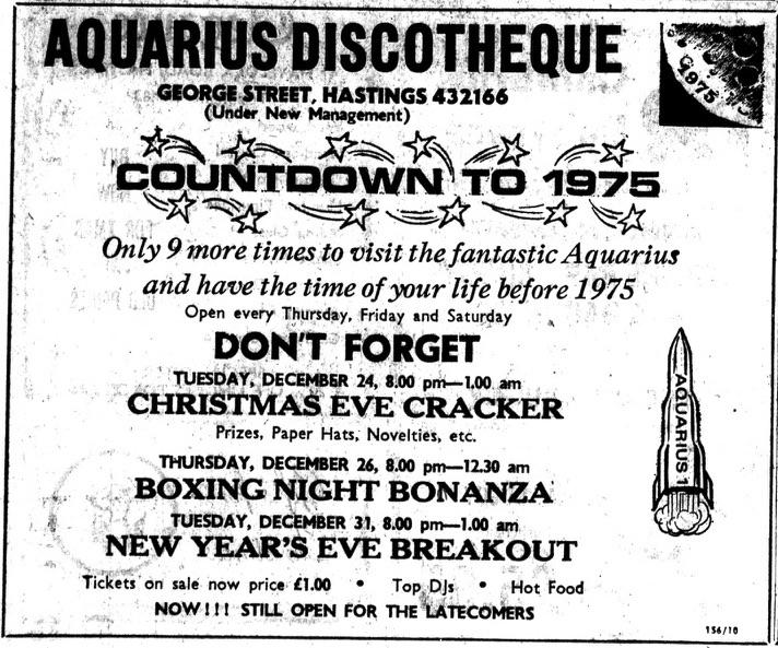 aquarius dec 1974
