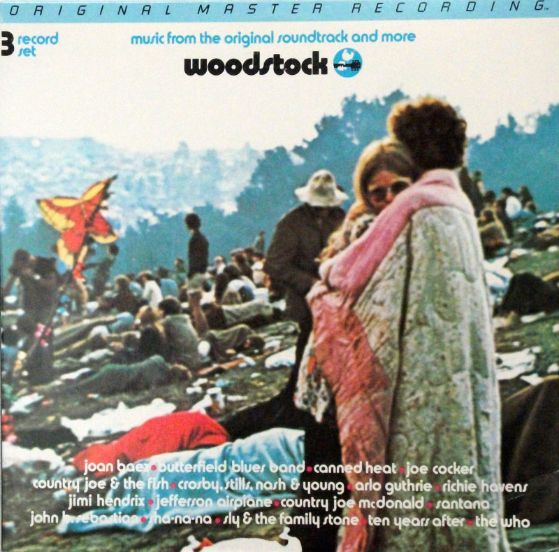 woodstock record