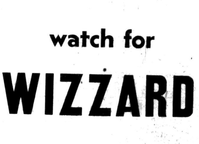 wizard teaser