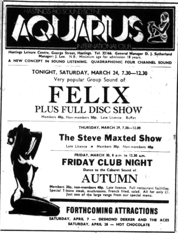 felix 24th march 1973