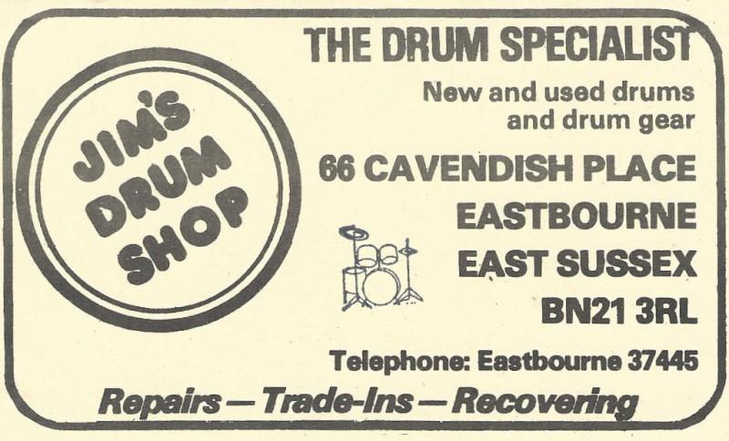 Jims Drum Shop