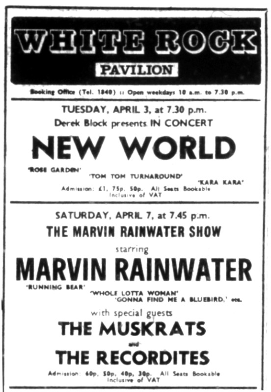 new world marvin 3rd april 1973 jpg