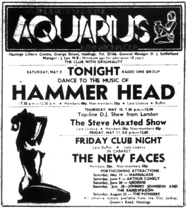 1973 5th may hammer head