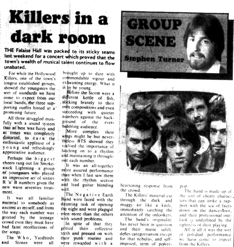 19th may 1978 - hollywood killers