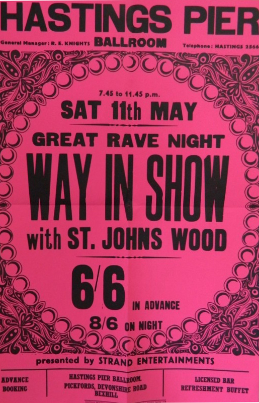 way in show