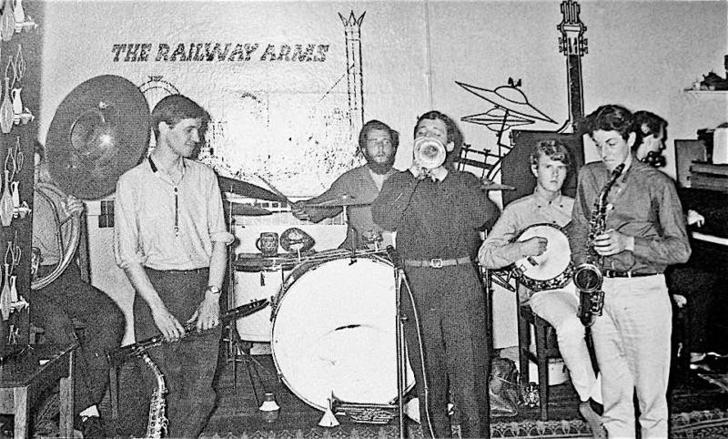 railway arms