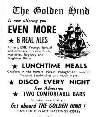 june 1980 golden hind