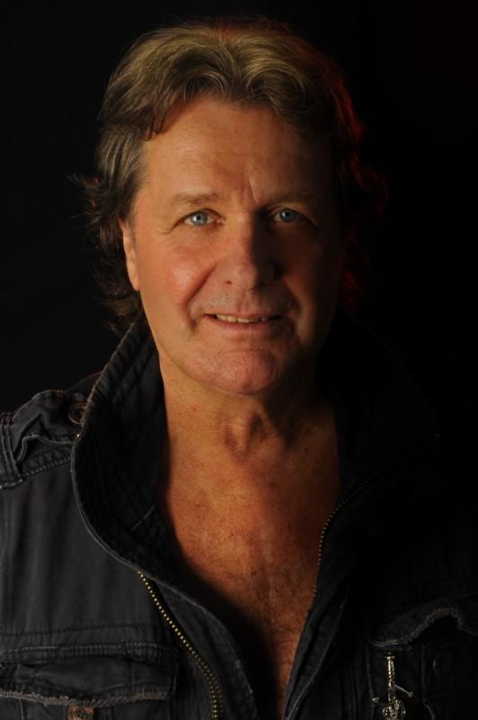 John Wetton photo by Mike Inns