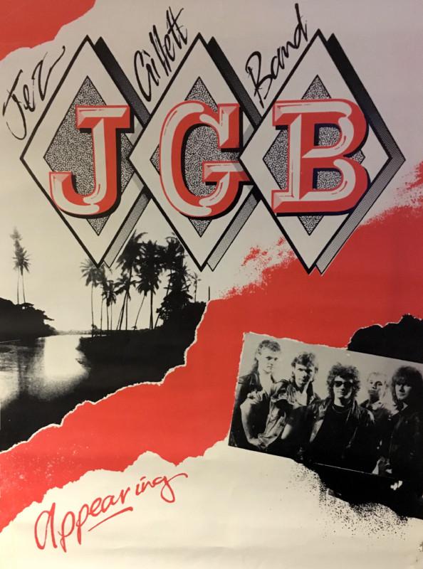 jgb poster