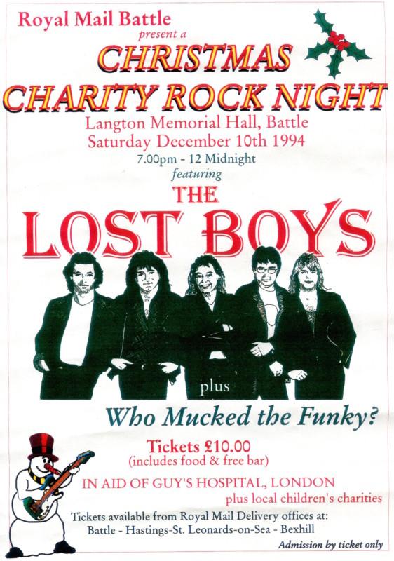 lost boys 1994