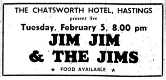 15. 5th feb 1980. jims