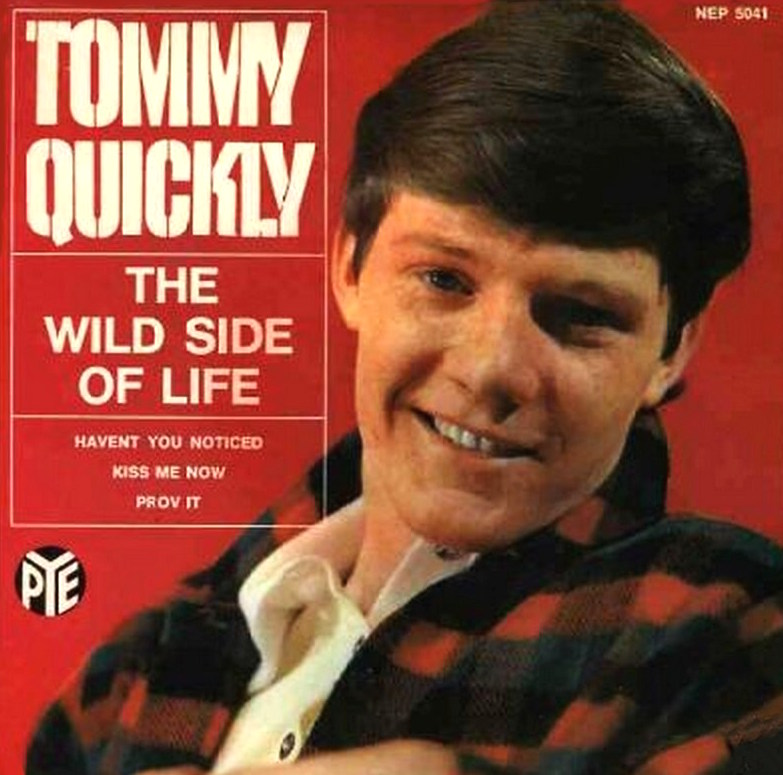 tommy quickly wilde side