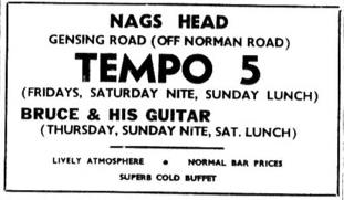14th march 1969 - tempo 5.