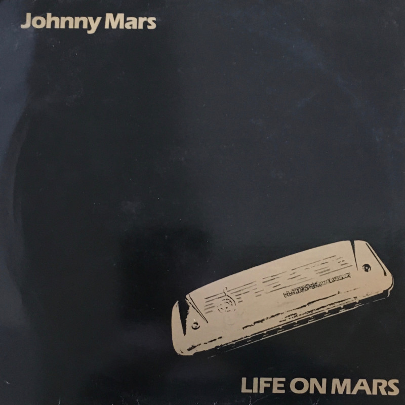 johnny mars front cover