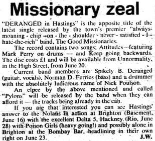 missionaries nolans