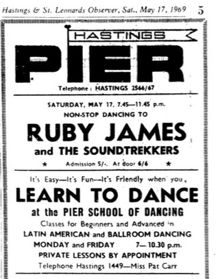 17th May 1969 - ruby james