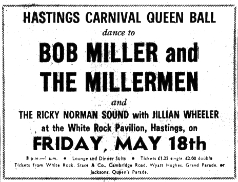 18th may 1973- bob miller
