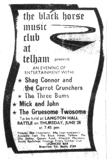 28th june 1973 - shag connor