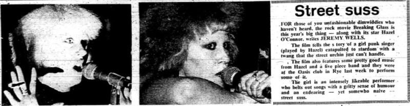 May 1980 hazel