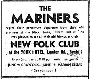 june 1973 - mariners