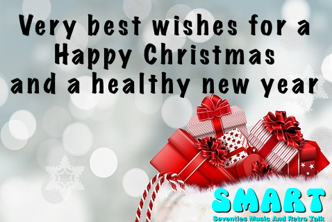 Wishing You A Happy Christmas And A Healthy New Year Smart
