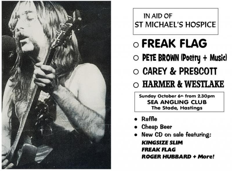 Freak Flag, Pete Brown, Carey & Prescott, Harmer & Westlake